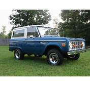 Are You Looking For An Early 1966 To 1977 Ford Bronco