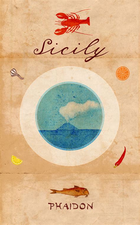sicily food cookery phaidon store