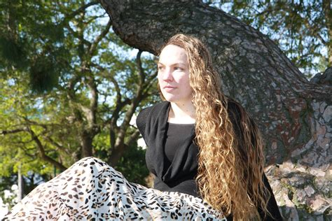 wear curly apostolic hair curly girl method week