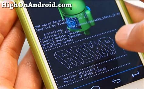 update aborted android how to fix status 7 error with cwm recovery on rooted