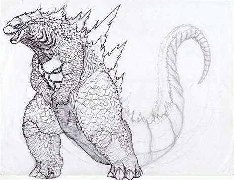 godzilla coloring book godzilla coloring pages realistic coloring pages
