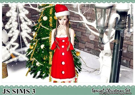 Dress Merry Hitam Zp js sims 3 merry special set for you move to js sims