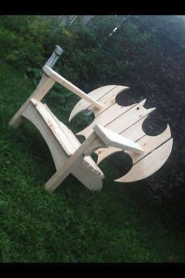 Skull Adirondack Chair Plans by 108 Best Images About Batman On