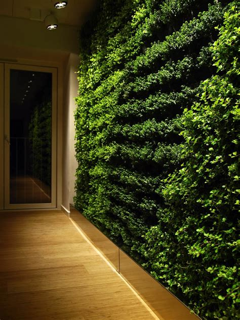 plant wall by greenworks 187 retail design blog