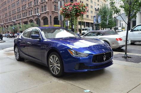 2014 Maserati Ghibli Sq4 by 2014 Maserati Ghibli Sq4 Stock 11111 For Sale Near
