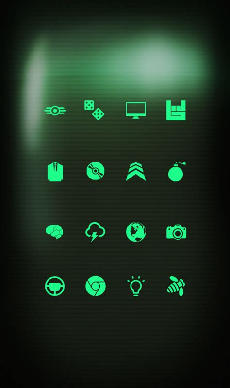 fallout themes for android theme pip tec fallout pip boy theme android development and hacking