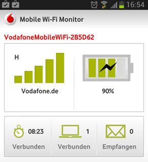 vodafone mobile wifi monitor app testbericht vodafone r215 wi fi router huawei e5372