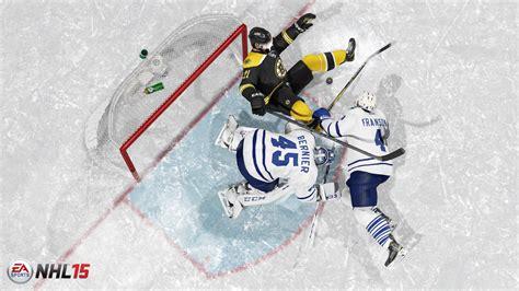 nhl 15 next gen vs current gen graphics comparison hd nhl 15 true hockey physics