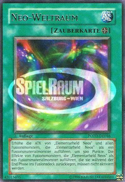 Kartu Yugioh Space Cyclone Common power of the duelist kartenbilder ygo einzelkarten spielraum