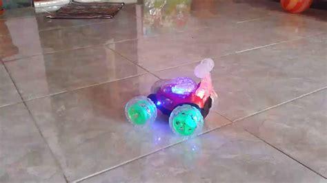 Mainan Mobil Rc Car Trntivy mainan rc rotating stunt car