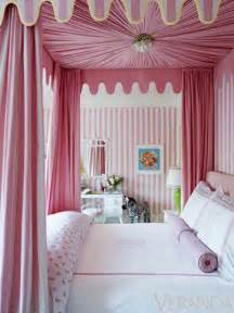 Girls Pink Canopy by Princess Rooms Glamour For Any Age
