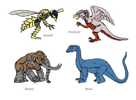 doodle jump monsters byorg 2 doodle by cosbydaf on deviantart