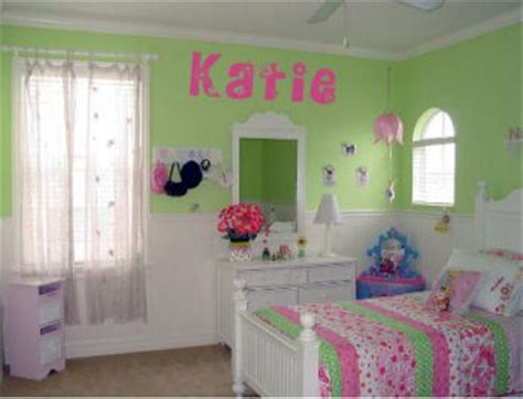 pink and green bedroom designs my child