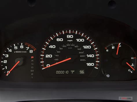 2007 honda accord pictures instrument cluster u s news world report