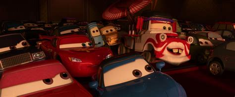 cars characters mater mater character from cars pixar planet fr