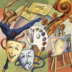 biography of theatre artist elements of visual arts dance music and theater the
