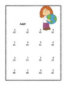 First grade math addition amp subtraction within 20 worksheets earth day