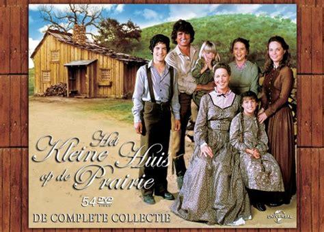 kleine huis op de prairie boeken bol het kleine huis op de prairie de complete