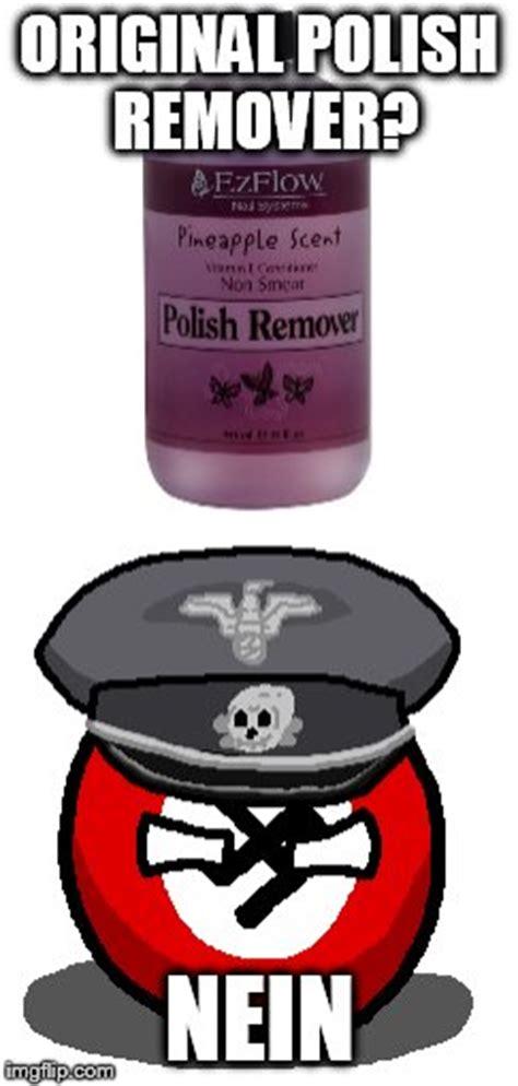 Polish Memes - polish remover nein imgflip