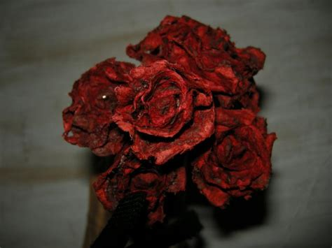 How To Make Paper Mache Roses - papier mache galleries helen hew
