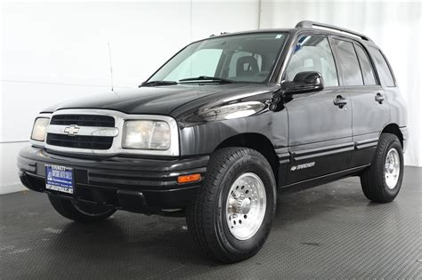 auto air conditioning repair 2003 chevrolet tracker auto manual chevrolet tracker 4wd for sale used cars on buysellsearch