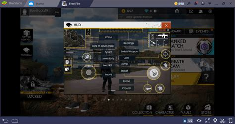 bluestacks keyboard controls playing free fire with mouse and keyboard bluestacks