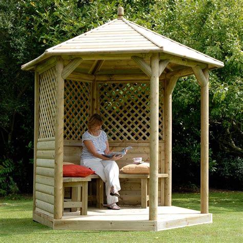 purchasing wood gazebo kits advantages homesfeed
