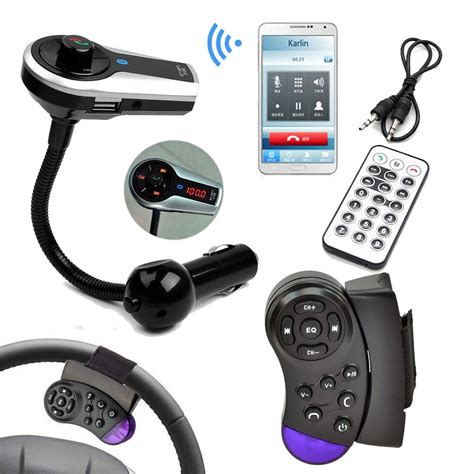 Handfree Bluetooth by Eincar New Steering Wheel With Remote