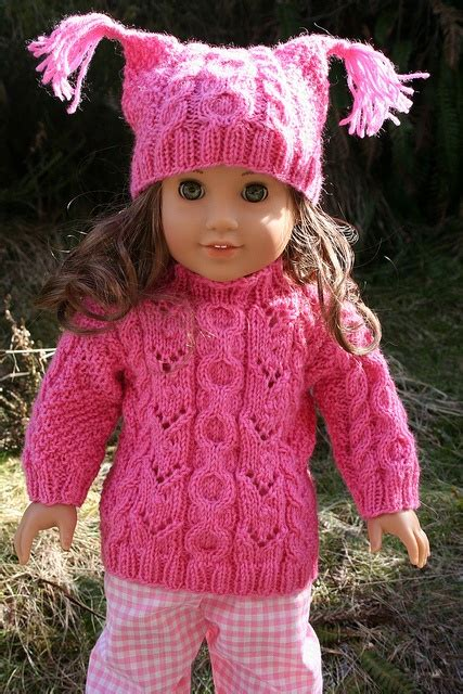 free knitting patterns for dolls hats 262 best images about knit crochet doll on