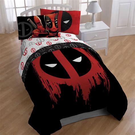 Marvel Bedroom Furniture Marvel Deadpool Bedroom Set