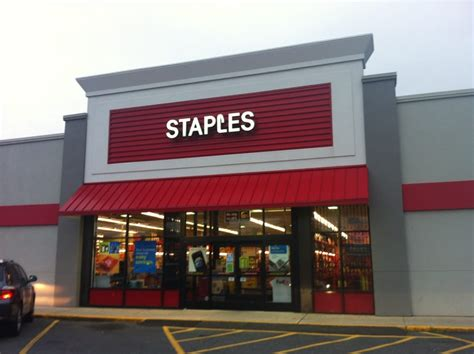 staples office equipment 420 440 westport ave norwalk