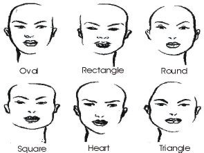 what kind of face goes good with short hair oval faces do you know what hair works for your face type