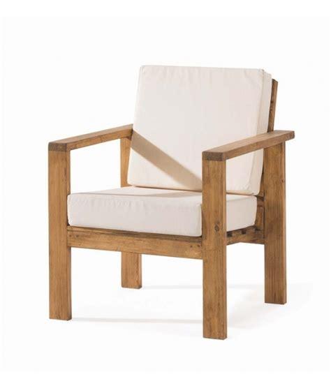 comprar sillones comprar sill 243 n de madera rustico de la colecci 243 n minimal