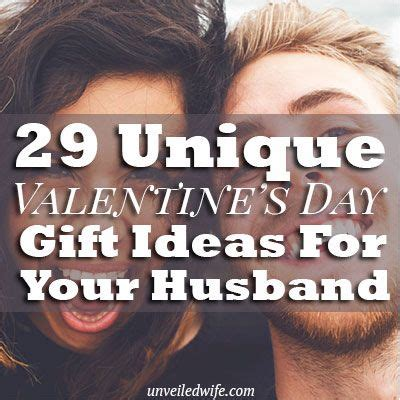 unique gifts for husband 29 unique valentines day gift ideas for your husband put