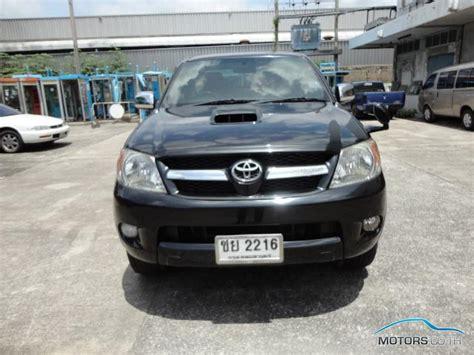 Toyota D4d Toyota Hilux Vigo D4d 2007 Motors Co Th