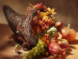 cornucopia fall thanksgiving
