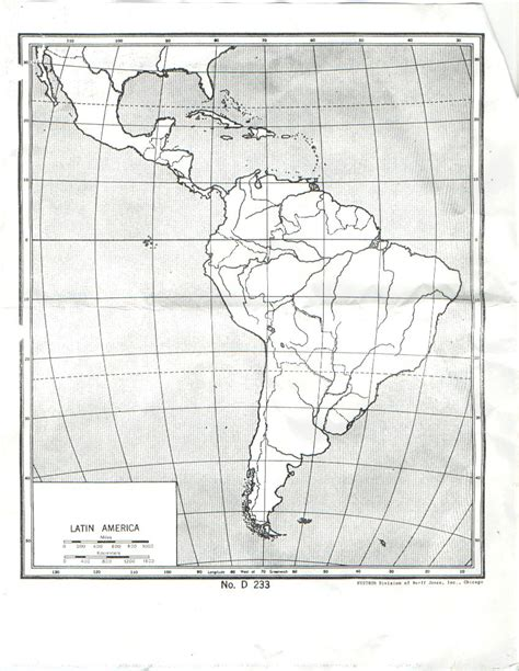 map of south america with latitude and longitude america map with lines of latitude and longitude