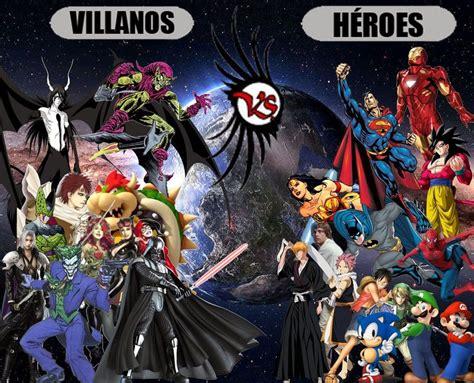 imagenes realistas de villanos viral 237 zalo 191 h 233 roe o villano