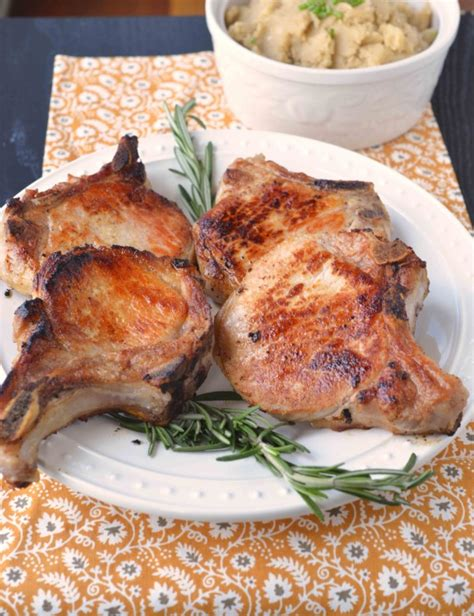 ina garten lamb chops ina garten brined pork chops cook and post