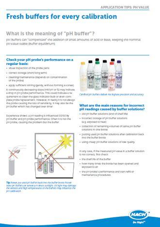 Hach Kalender 2017 Drikkevandsbehandling Brochurer Rapporter Tips Mv L Hach