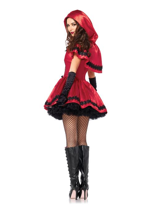 gothic costumes adult sexy gothic halloween costume gothic red riding hood adult costume