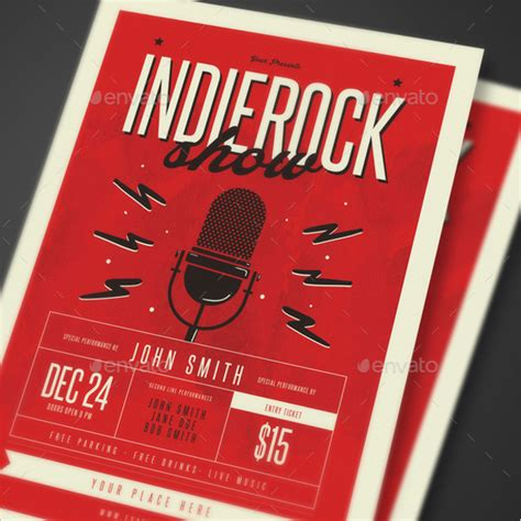 32 Band Flyer Templates Free Word Psd Designs Band Flyer Template