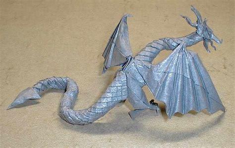 Origami Wyvern - origami wyvern 28 images scaled wyvern origami wyvern
