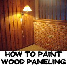 how to decorate wood paneling wood paneling decor on pinterest wood paneling update wood paneling makeover and knotty pine
