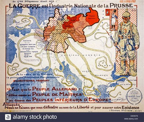 germany ww1 map vintage ww1 propaganda map from 1917 showing german