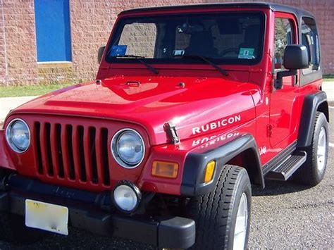 Top Of The Line Jeep Find Used Jeep Rubicon Top Of The Line Mint Condition In