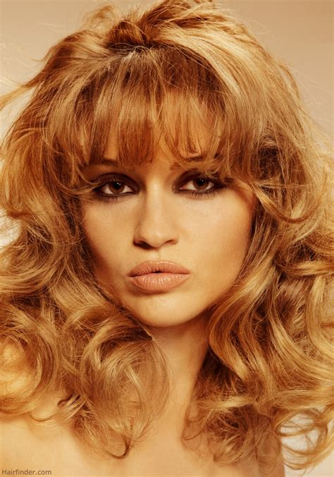 Bridget Bardot Hairstyles by Brigitte Bardot Hairstyle With Curls And Bangs