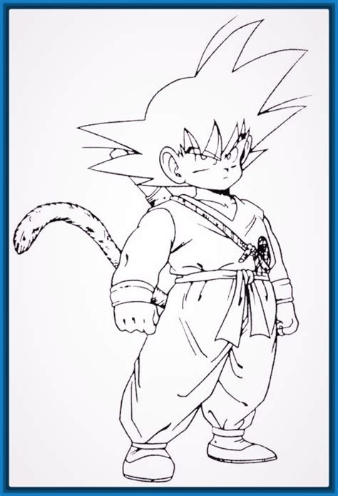 imagenes de dragon ball z para dibujar a lapiz a color fotos de dragon ball z para dibujar f 225 ciles archivos