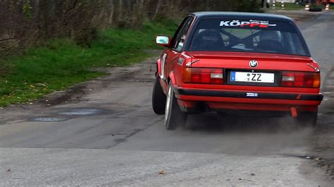 bmw m3 rally bmw e30 rally sound action 318is 325i m3 youtube