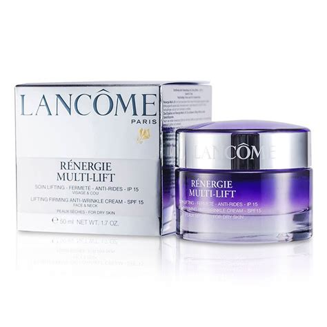 Lancome Renergie Multi Lift lancome renergie multi lift lifting firming anti wrinkle